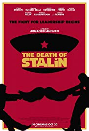 Film Club: The Death of Stalin @ Memorial Hall