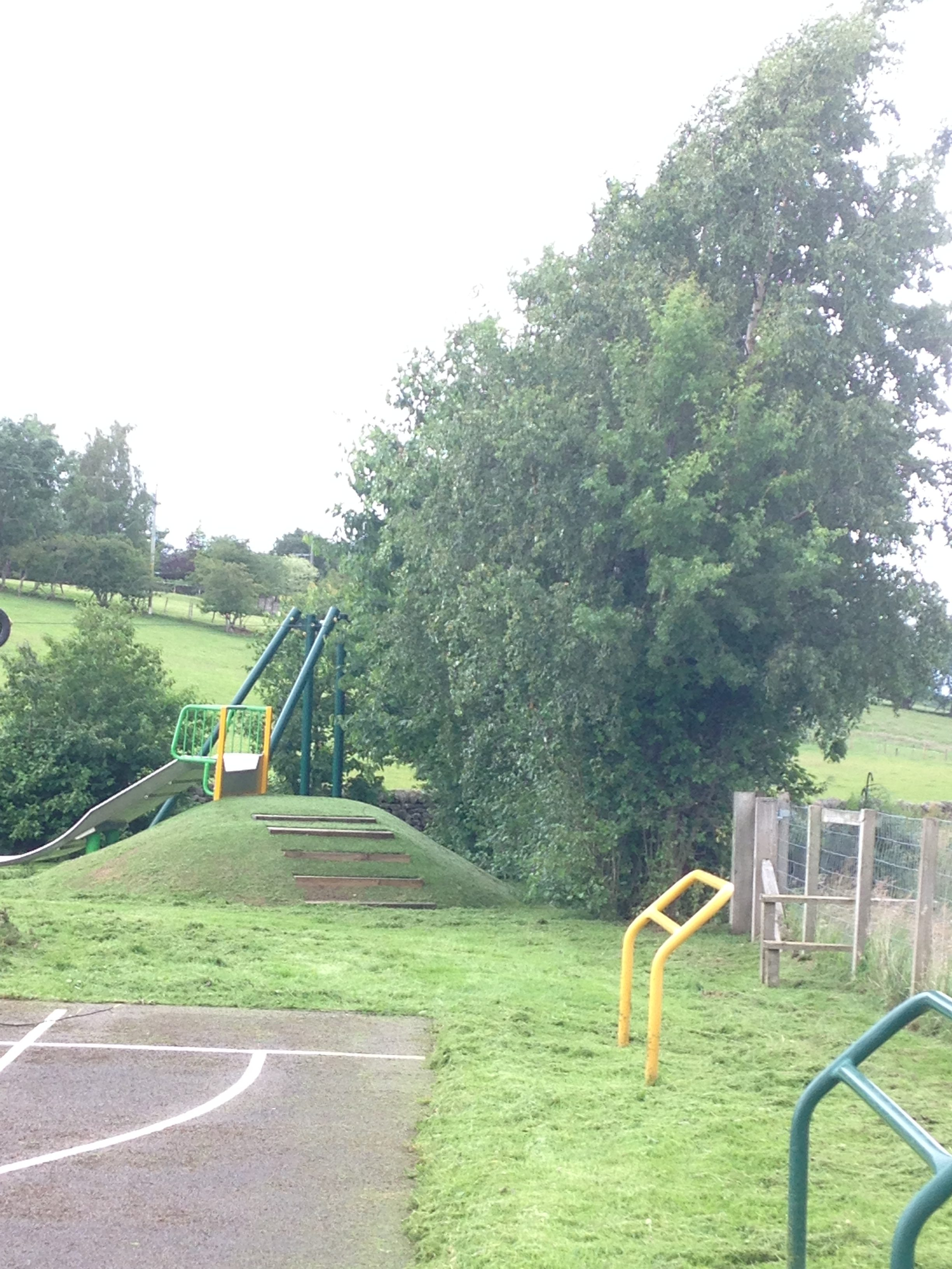 Play Park side